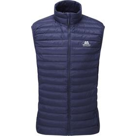 Mountain Equipment Frostline Vest Heren, blauw